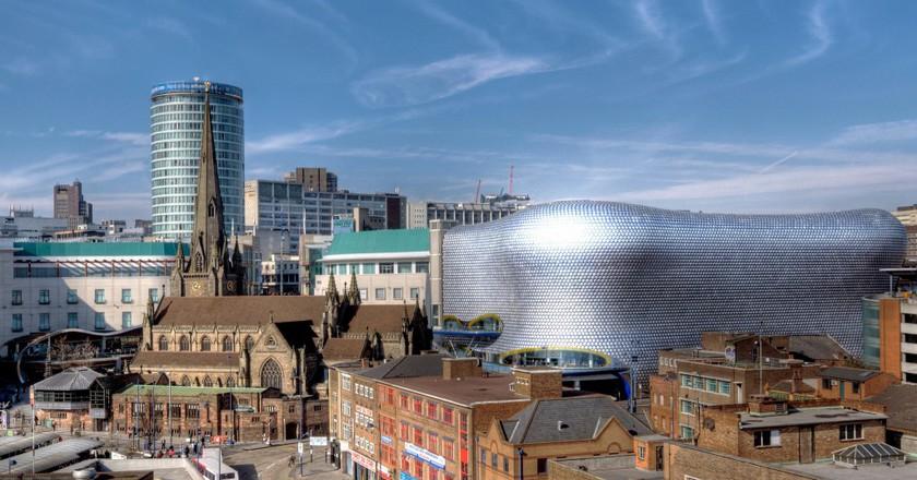 All the Nicknames for Birmingham, England
