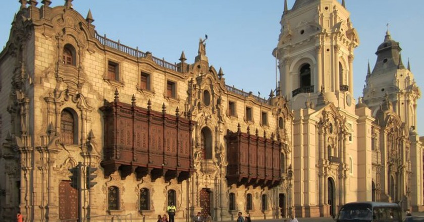 Cathedral of Lima © David Stanley / Flickr