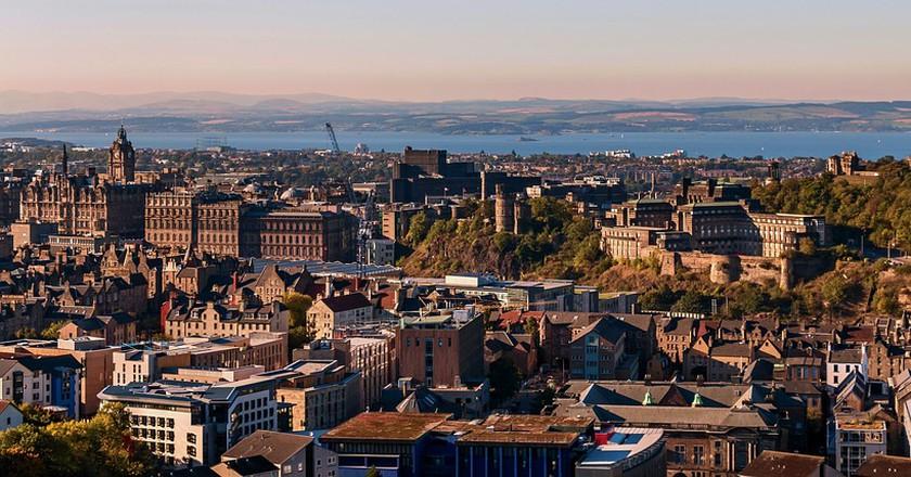 Edinburgh   ©Pixabay