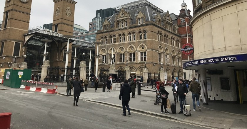 The Top 10 Things To Do & See On Liverpool Street