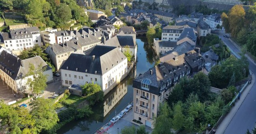 The best historic monuments to see in luxembourg city luxembourg waldomiguezpixabay altavistaventures Choice Image