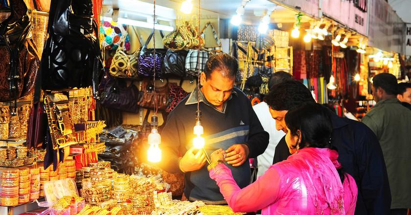 Indian Jewellery |  ©joyfull/Shutterstock