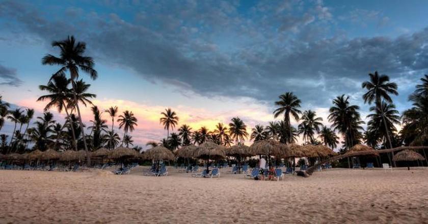 Sunset in Dominican Republic I © Joe deSousa/Flickr