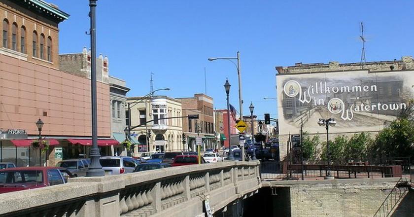 Watertown, South Dakota  © Wikimedia Commons