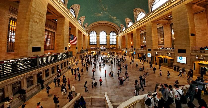 Grand Central Station l ©  Don DeBold/Flickr
