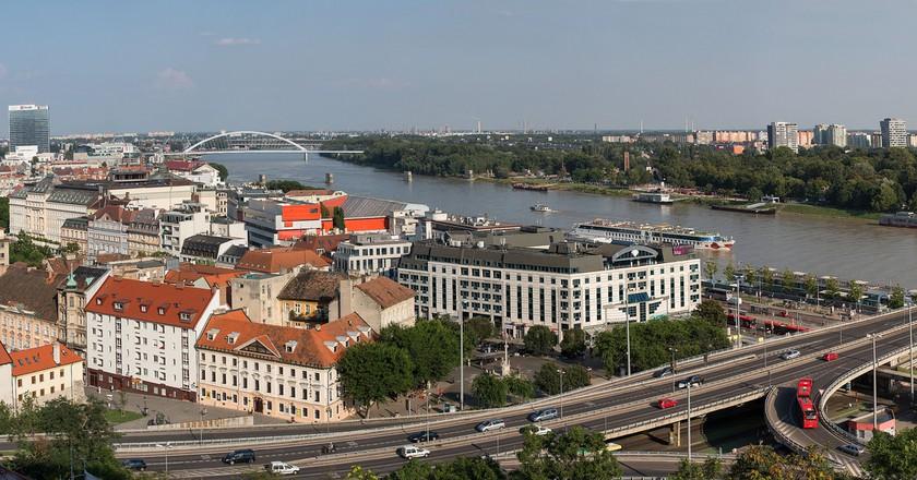 Bratislava Panorama | © Alexander Russy/Flickr