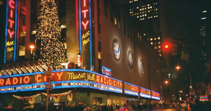 Radio City Music Hall | © V Manninen/Flickr