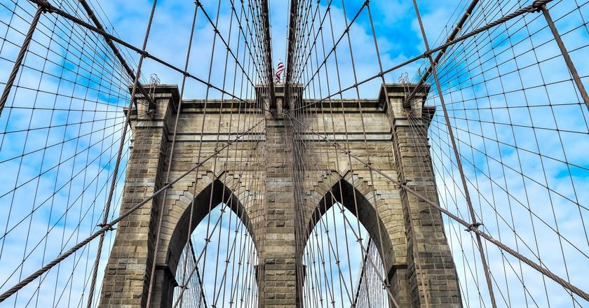 Brooklyn Bridge, NYC | © Guilherme Nicholas/Flickr