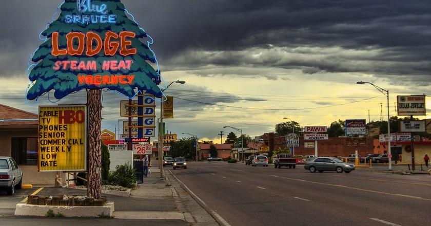 Gallup, New Mexico   © Wolfgangstaudt/flickr