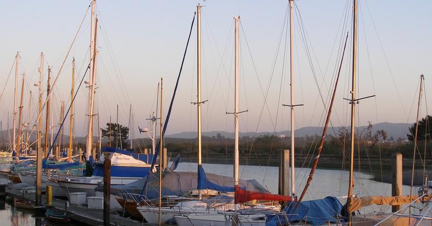 Bayside Boats | © Joanie/Flickr