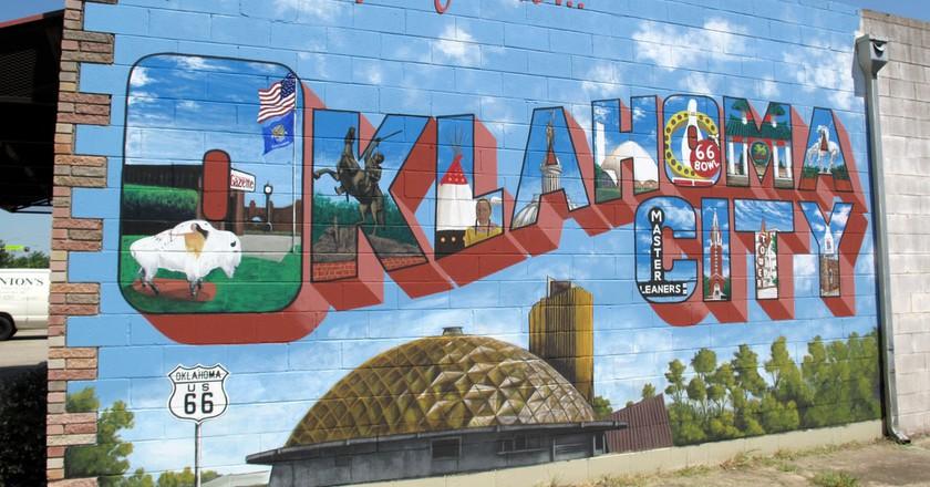 Oklahoma City: Postcard perfect | © Matthew Rutledge/Flickr