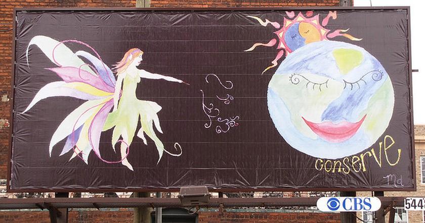 ArtPrize art on Heartside, Grand Rapids | © John Eisenschenk/Flickr
