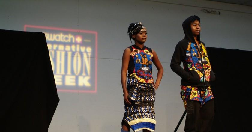 Spitalfield's Fashion Show | ©S Pakhrin/Flickr