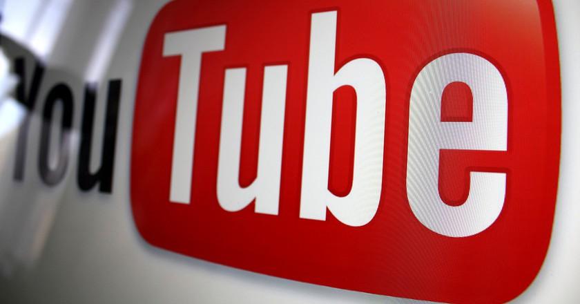 YouTube logo | © Rego Korosi/Flickr