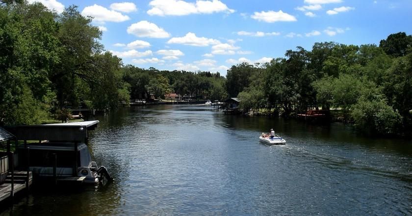 Seminole Heights, Hillsborough River © Simon Kellogg/Flickr