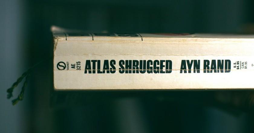 Atlas Shrugged   © Alex/Flickr