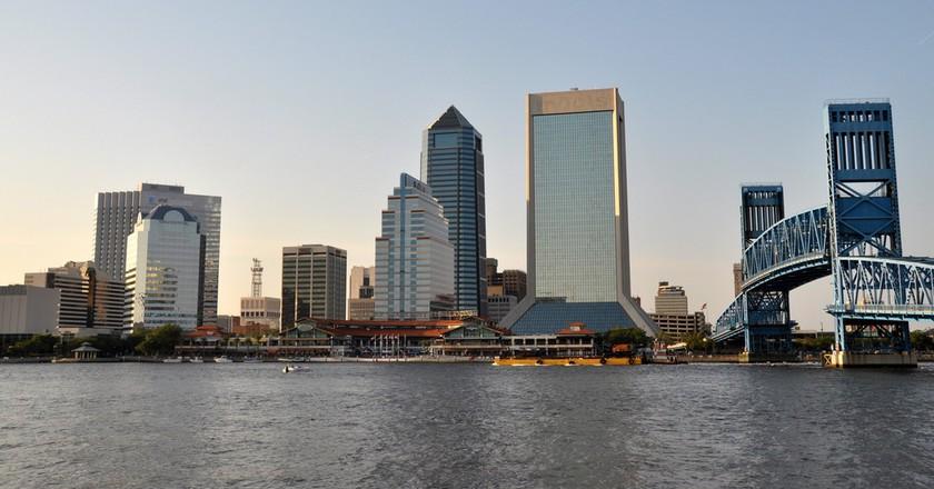 Downtown Jacksonville | © James Willamor/Flickr
