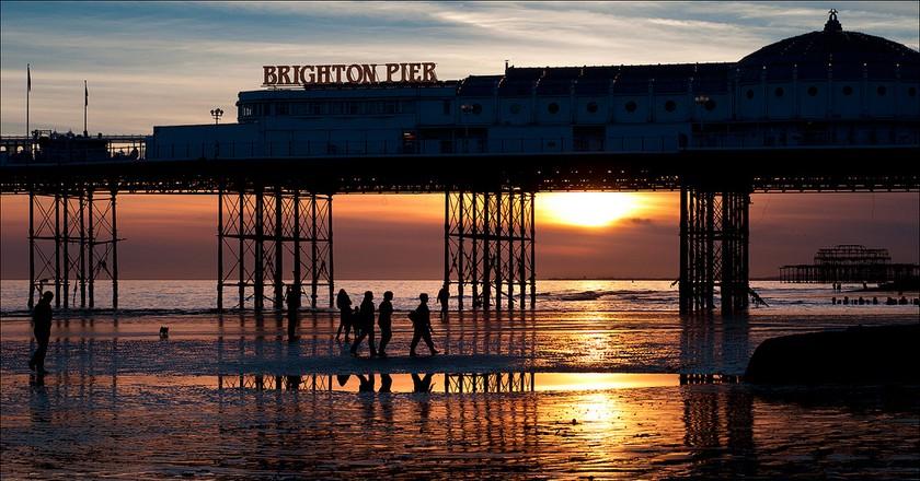 Brighton Pier   © Valcker/flickr