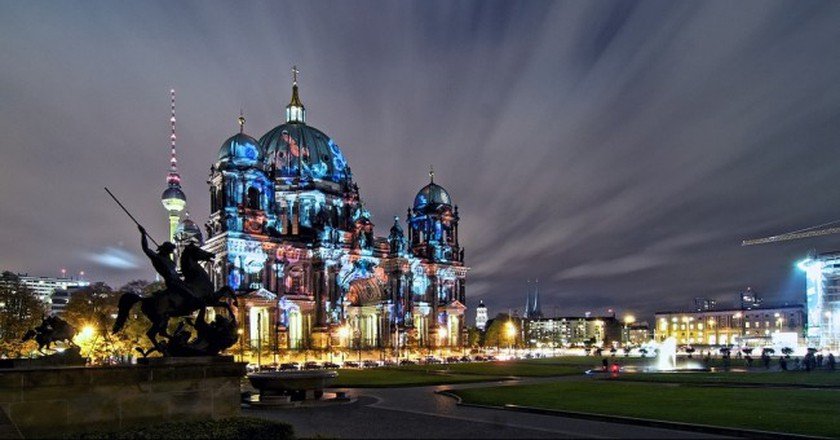 The Most Beautiful Perspectives Of The Berliner Dom