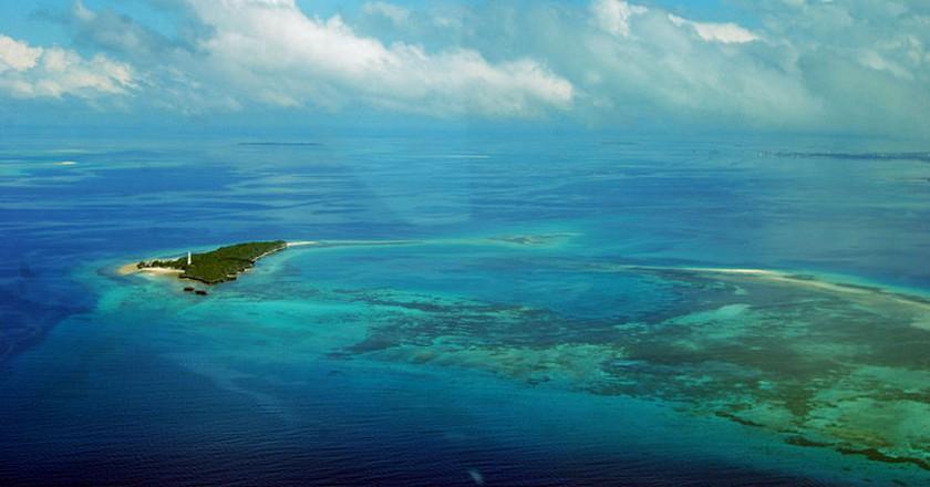 Approaching Zanzibar © Rob/ WikiCommons