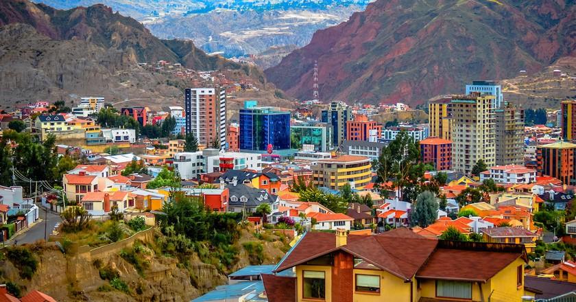 La Paz    © Matthew Straubmuller/Flickr