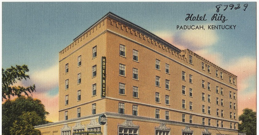 Paducah |  © Boston Public Library/Flickr