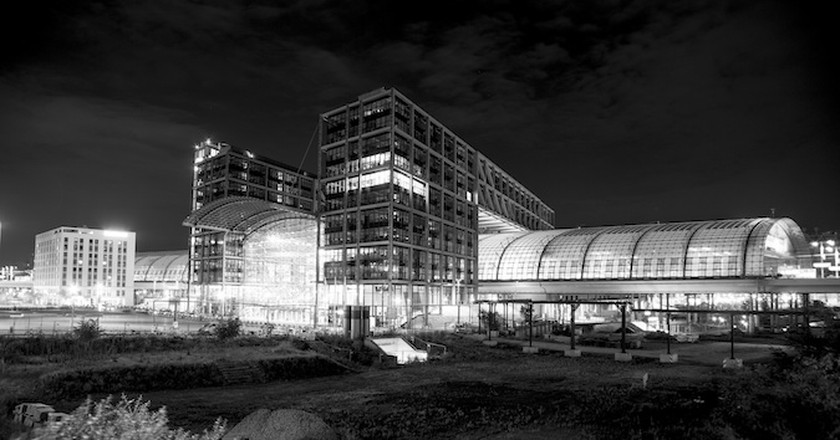 Central Station | © Tobias Franz/Flickr