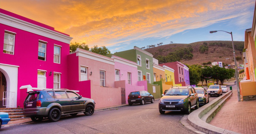 Colorful Streets of Bo-Kaap| ©Barry Haynes/Wikicommons