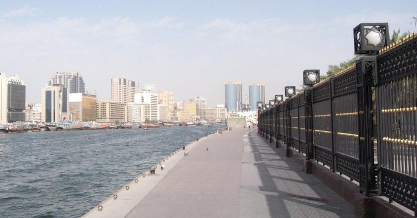 Bur_dubai_waterfront  [ ©Tournesol/Wikimedia  ]