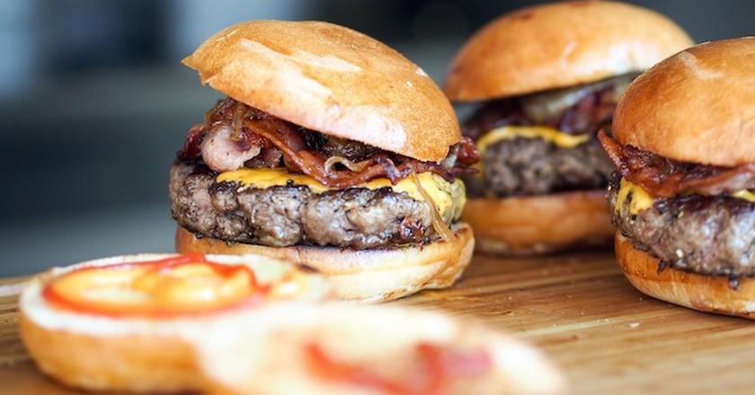 Burgers | © Pixabay