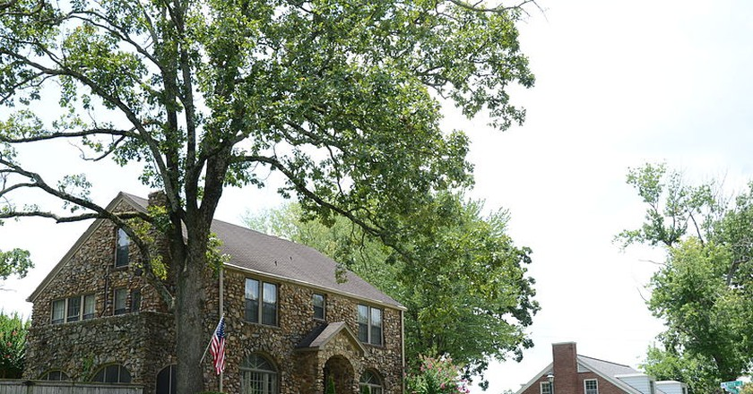 Hillcrest Historic District | © Valis55/WikiCommons