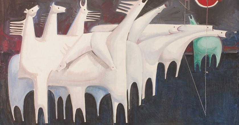 Barjeel Art Foundation At London's Whitechapel Gallery