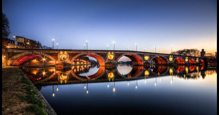 Pont neuf à l'heure bleue | ©Grégory Tonon/Flickr