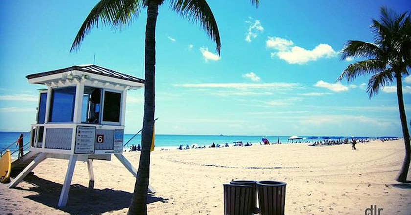 Las Olas Beach | © Donnamper/WikiCommons