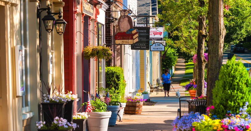 The 10 Most Beautiful Towns in Ohio