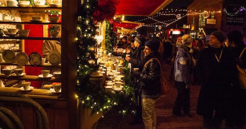 Toronto Christmas Market, Distillery District | Courtesy of Toronto Christmas Market