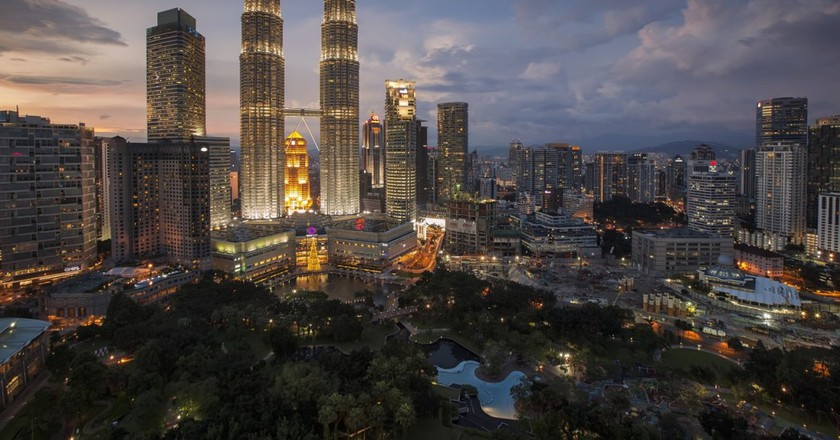 Best Restaurants In The Golden Triangle Area Of Kuala Lumpur, Malaysia