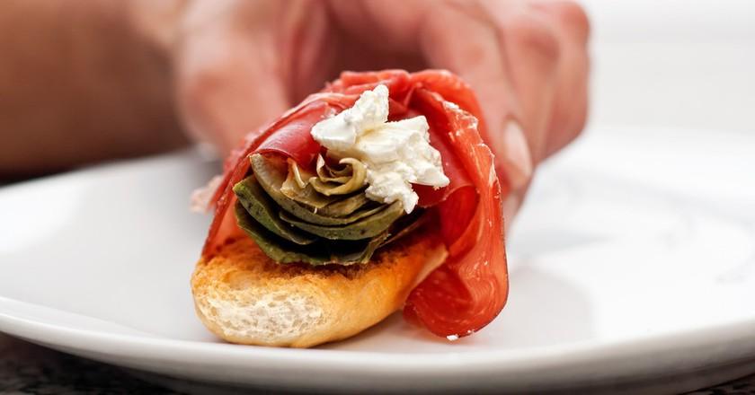 Italian Food   © Kαtyefamy/Flickr