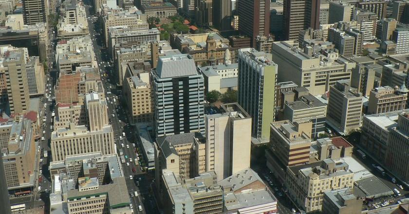 Johannesburg © Pixabay
