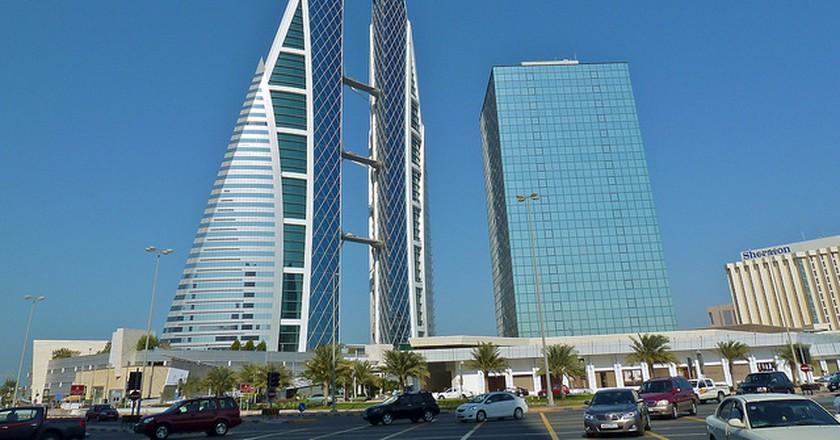 Manama towers | © Jan Michael Pfeiffer/Flickr