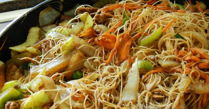 Sweet and Spicy Noodle Bowl   © Sarah R/Flickr
