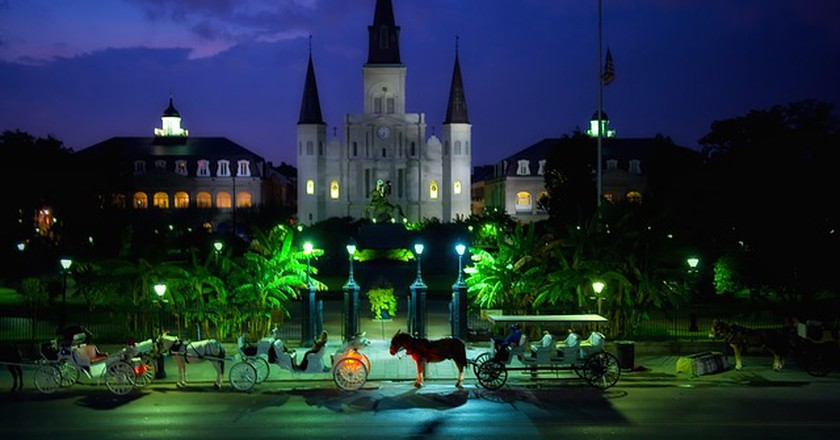 Jackson Square - unknown/pixabay