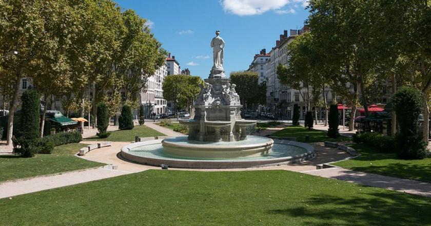 Place du Maréchal Lyautey  © Andrés Caldera/ Flickr