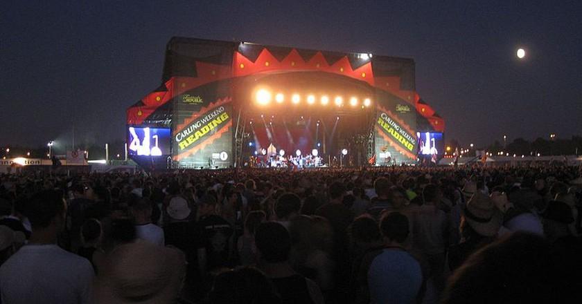 Reading Festival 2007   © Mark Freeman/WikiCommons