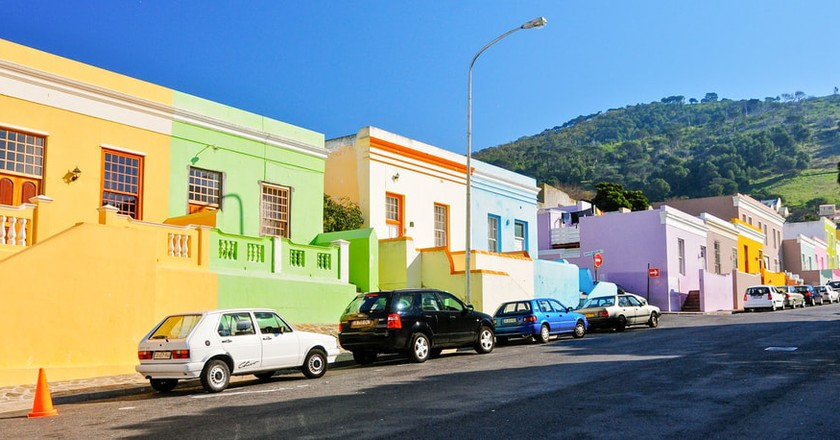 The Bo-Kaap in Cape Town, South Africa   © Richard Cavalleri/Shutterstock