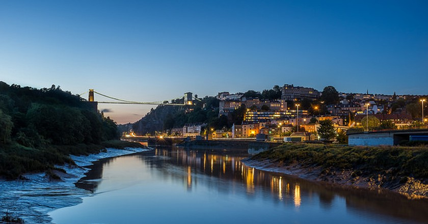 Clifton Suspension Bridge| © Kristoffer Trolle/Flickr