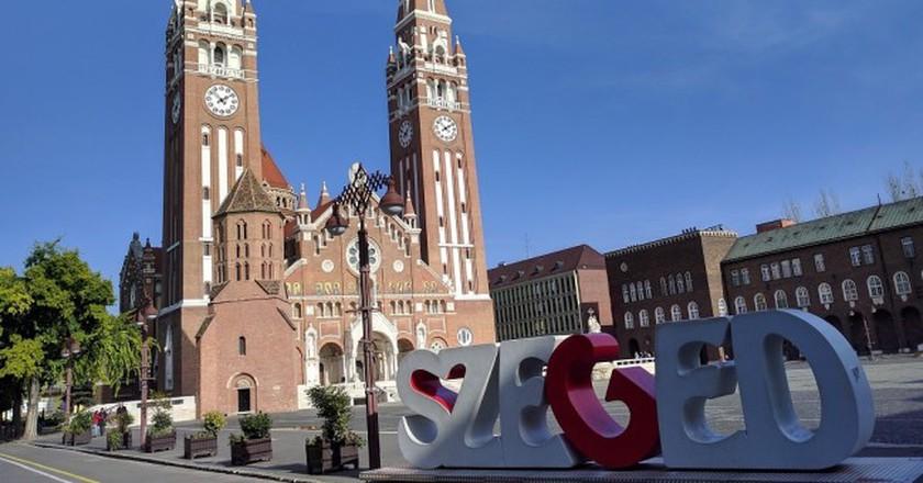 Szeged Cathedral |© Pixabay