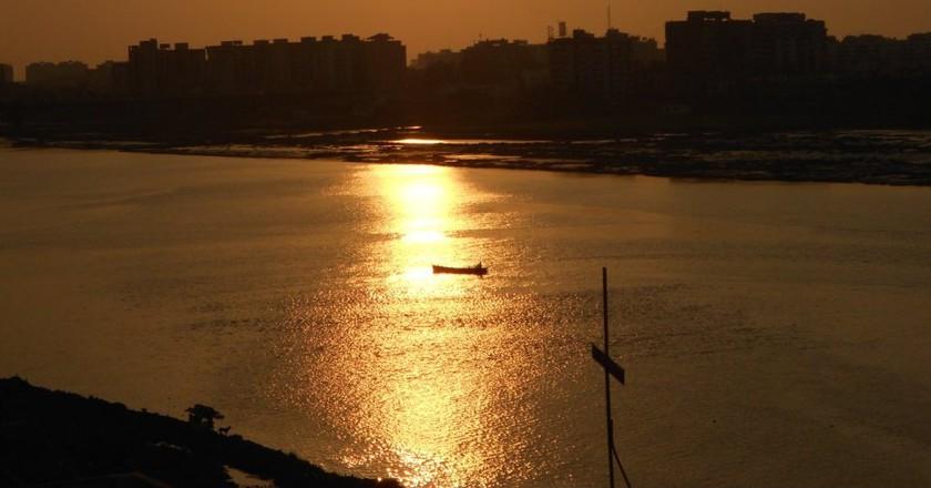 Tapi River | © Rahul Bhadane/WikiCommons
