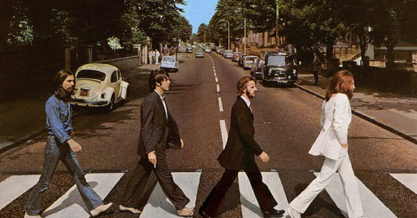 A Tour Of London In 9 Album Covers