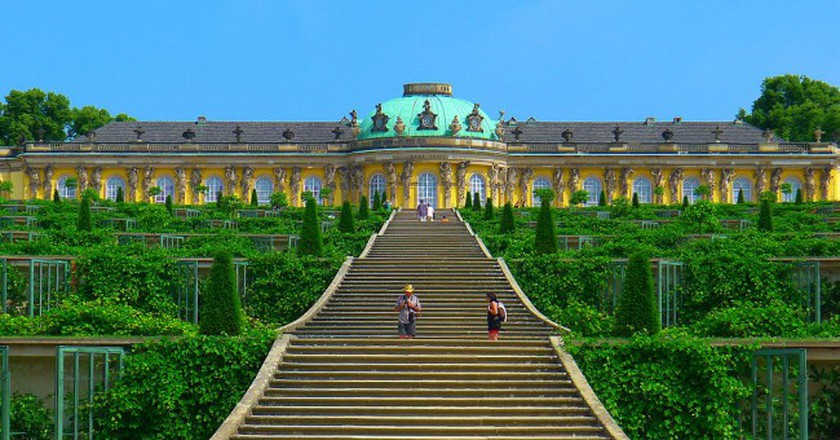 Sanssouci Palace   © Mbzt / WikiCommons